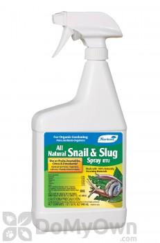 Monterey All Natural Snail and Slug Spray RTU