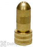 Chapin Brass Nozzle Adjustable Cone for Poly Shut-Off (6-6002)