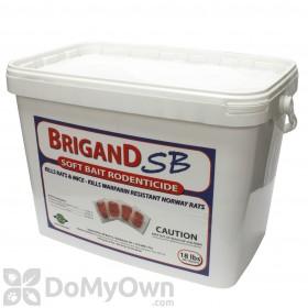 Brigand SB - Soft Bait Rodenticide