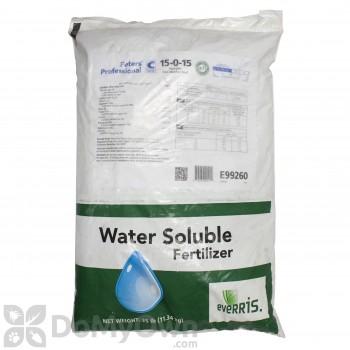 Peters Professional 15-0-15 Peat Lite Dark Weather Feed Fertilizer