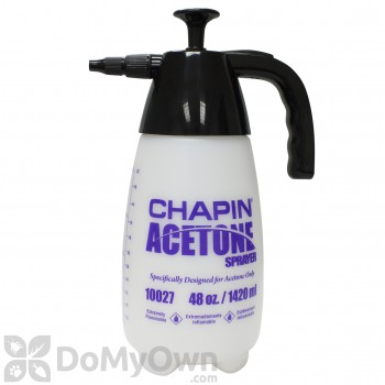 Chapin Industrial Acetone Hand Sprayer 48 oz. (10027)