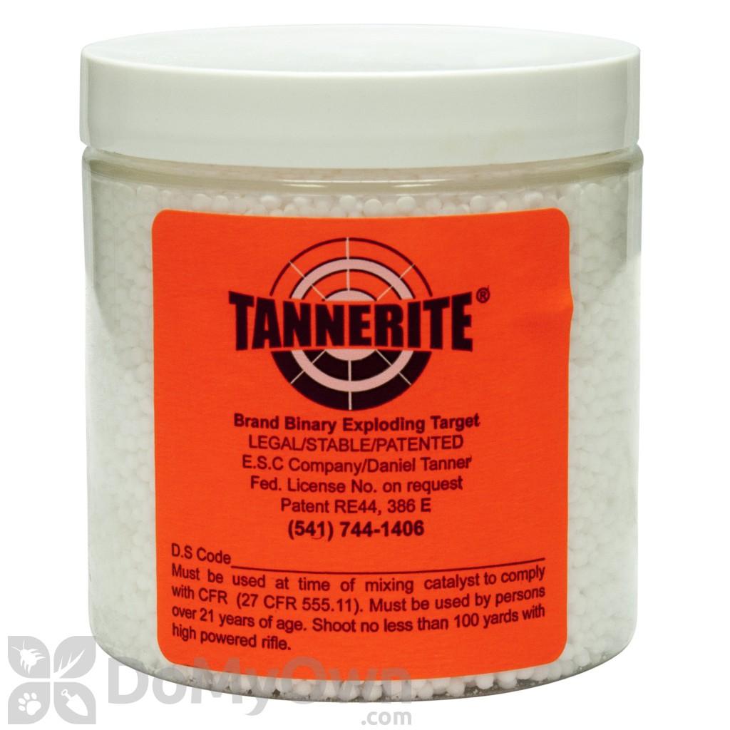 Tannerite Exploding Rifle 1 2 Lb Target