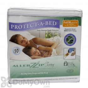 Protect-A-Bed AllerZip Bed Bug Mattress Cover - Full XL