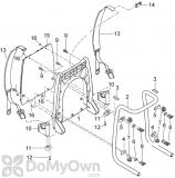Solo 451 Replacement Shoulder Strap (4300341)