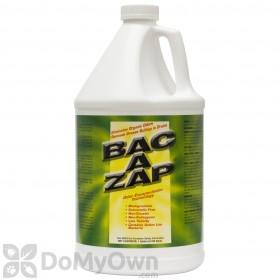 Bac-A-Zap Odor Eliminator Gallon