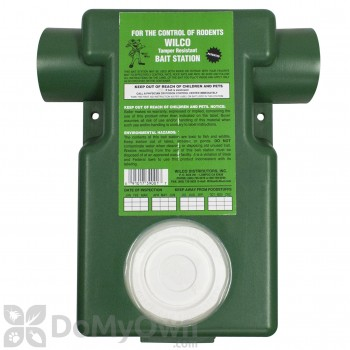 Wilco Rat And Mouse Bait Station 39001