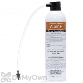 Alpine Ant and Termite Foam - 20 oz.