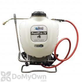 B&G Pest Pro IV Backpack Sprayer 4 Way Tip