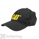 CAT Headlite LED Yellow Logo and Black Cap