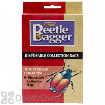 Beetle Bagger Refill Bags - 6 Pack