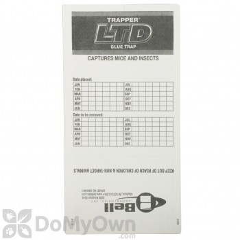 Trapper LTD Mouse/Insect Glue Boards