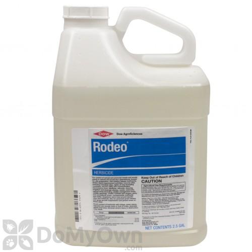 Rodeo Herbicide Rodeo Aquatic Herbicide
