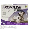 Frontline Plus Tick and Flea Treatment for Large Dogs (45 - 88 lbs)