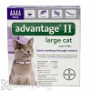Advantage II Flea Treatment for Large Cats (Over 9 lbs.)