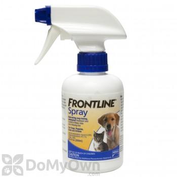 Frontline Spray Treatment