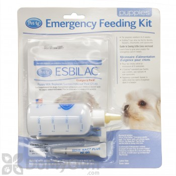 PetAg Esbilac Emergency Feeding Kit