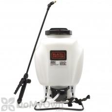 Chapin Backpack Sprayer 4 Gal. 20V Lithium Black & Decker Batter