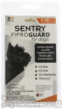 Fiproguard Dog Flea and Tick Treatment