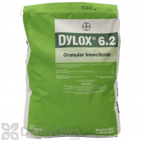 Dylox 6.2 Granules - 30lb. bag