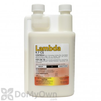 Equil Lambda 9.7 CS - CASE (6 x 32 oz. bottles)