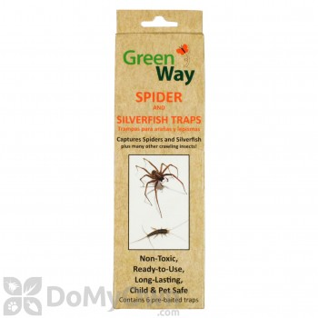 GreenWay Spider and Silverfish Trap