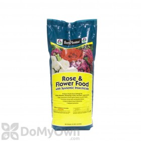 Fertilome Rose & Flower Food with Systemic Insecticide