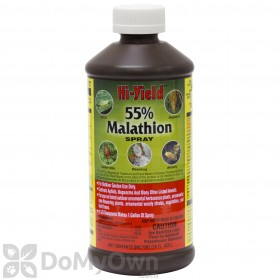 Hi-Yield 55% Malathion Insecticide Spray