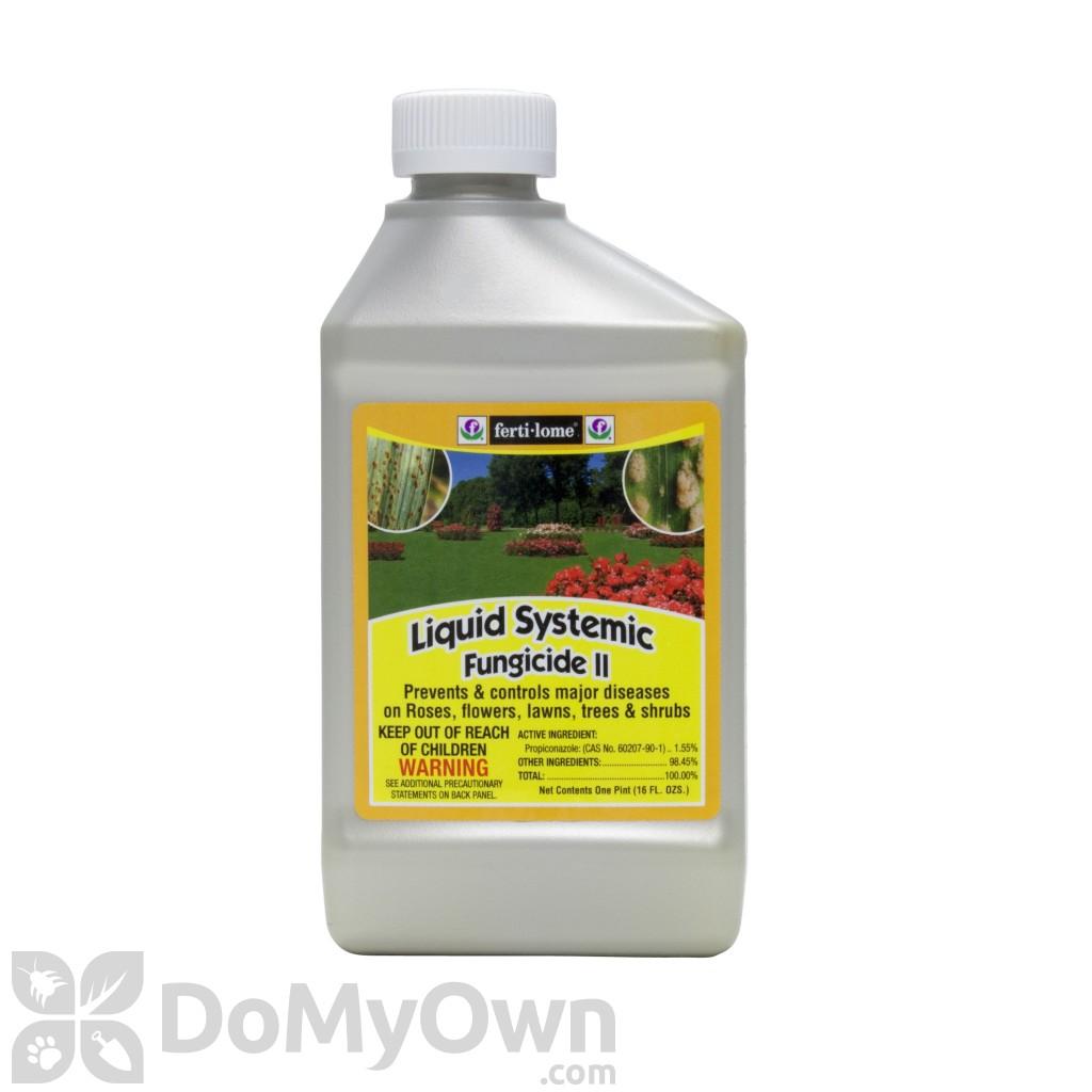 Fertilome Liquid Systemic Fungicide, Propiconazole Fungicide ...