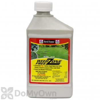 Fertilome Weed Free Zone