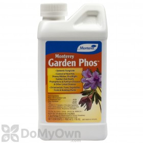 Monterey Garden Phos Systemic Fungicide