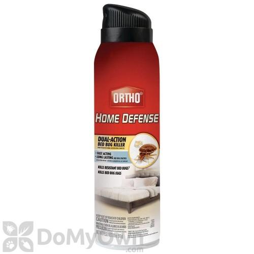 ortho home defense dual action bed bug killer. Black Bedroom Furniture Sets. Home Design Ideas