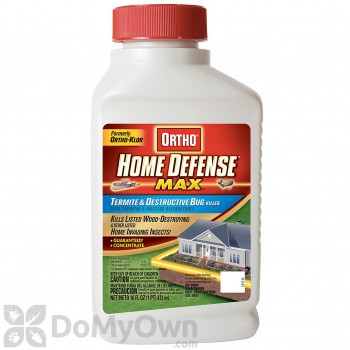Ortho Home Defense MAX Termite & Destructive Bug Killer Concentrate (Trenching)