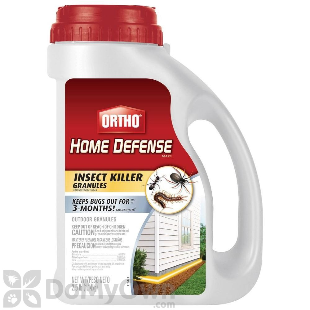 Ortho bed bug spray at home depot - Ortho Home Defense Max Insect Killer Granules