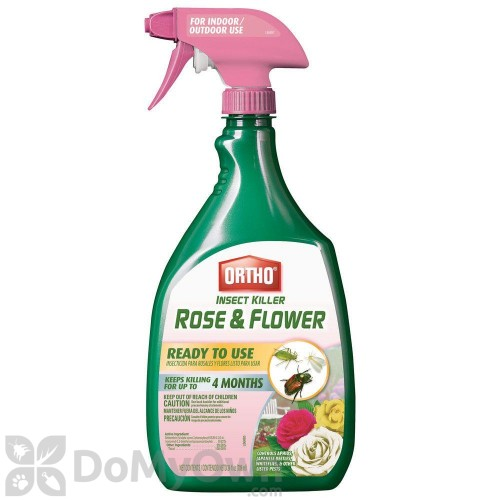 ortho rose and flower insect killer ready to use. Black Bedroom Furniture Sets. Home Design Ideas