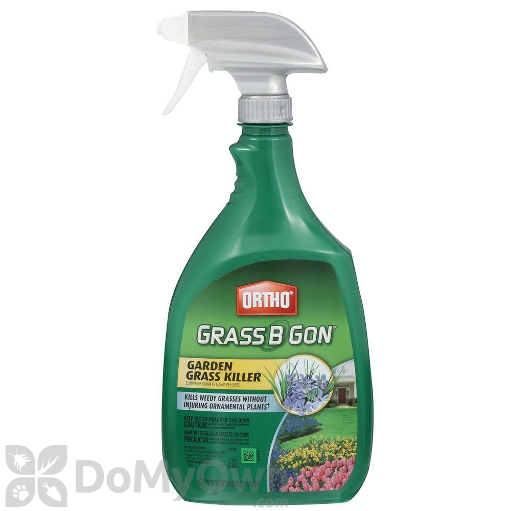 Ortho grass b gon garden grass killer for Grass killer for vegetable gardens