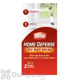 Ortho Home Defense Fly Bait Decal For Windows