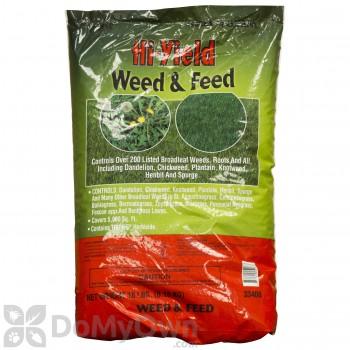 Hi-Yield Weed and Feed 15-0-10