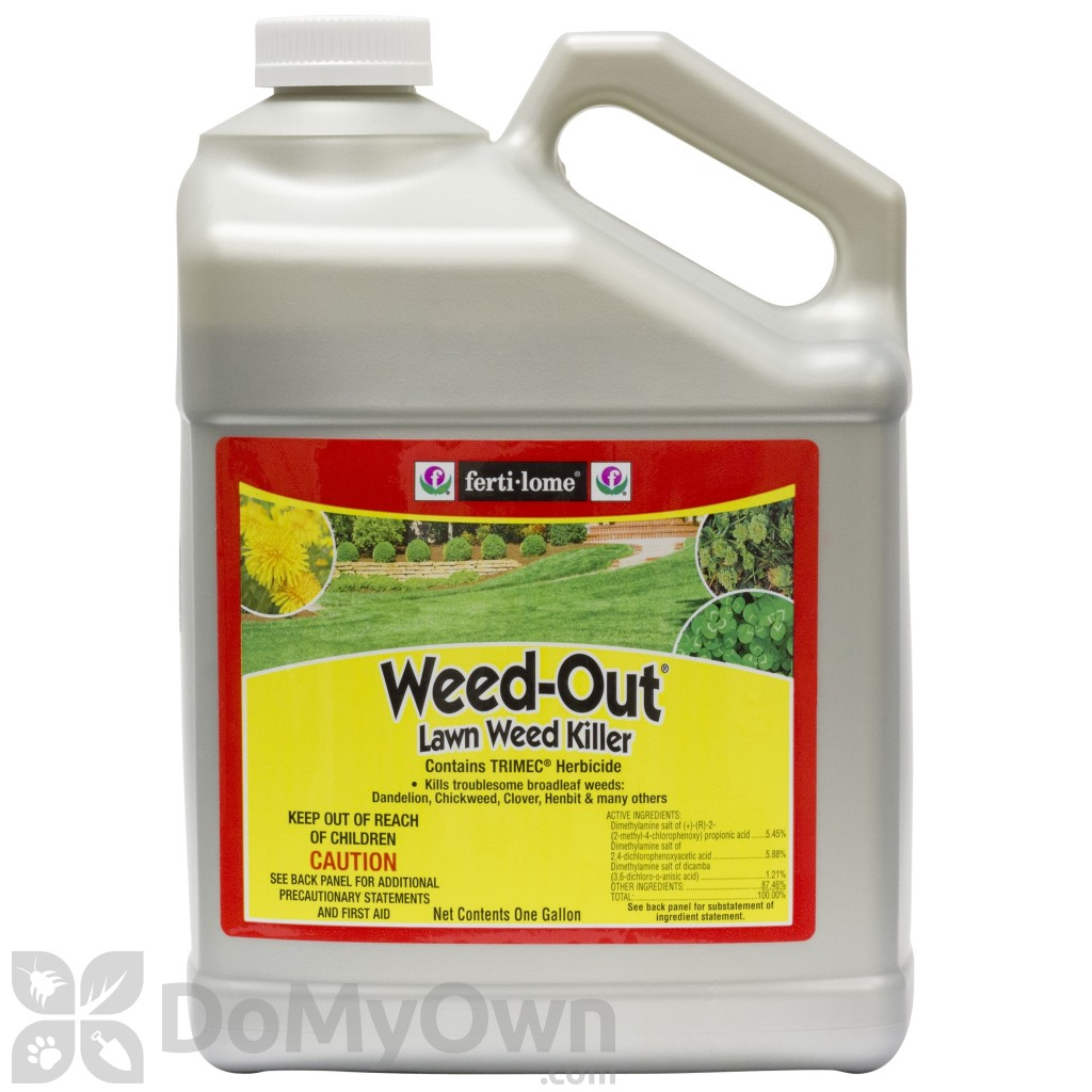 Fertilome Weed Out Lawn Weed Killer Trimec Weed Killer Free Shipping