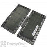 Catchmaster Econo Black Tray - CASE (48 traps)