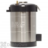B&G 1 Gallon Replacement Tank - Part T-100 SS