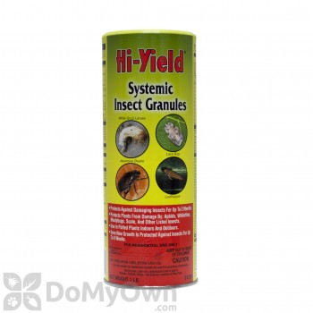 Hi-Yield Systemic Insect Granules