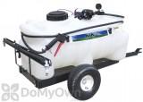 Master MFG 15 Gallon Trailer Sprayer 2 GPM Pump & Deluxe Gun SLO-11-015D-MM