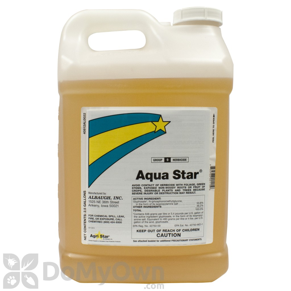 Rodeo Aquatic Herbicide 2.5 Gallon | Forestry Suppliers, Inc. |Rodeo Roundup Herbicides