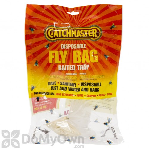 Catchmaster Disposable Fly Trap 975 8 Hanging Fly Bag Trap