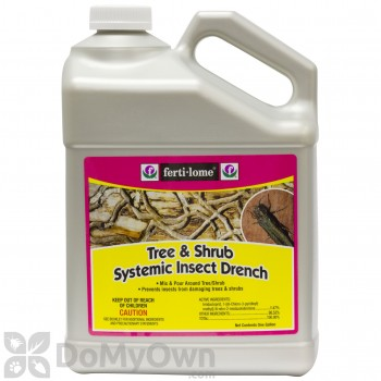 Fertilome Tree and Shrub Systemic Insect Drench - Gallon