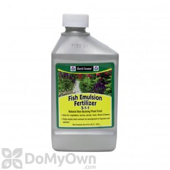 Ferti-Lome Fish Emulsion Fertilizer 5-1-1