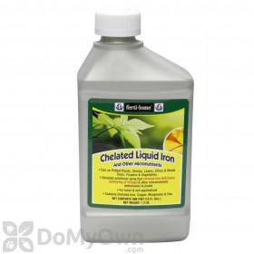 Ferti-Lome Chelated Liquid Iron and Other Micro Nutrients
