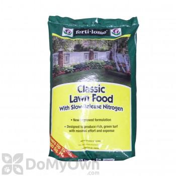 Ferti-Lome Classic Lawn Food 16-0-8 with Slow-Release Nitrogen