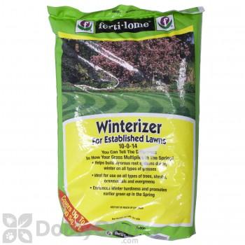 Ferti-Lome Winterizer for Established Lawns 10-0-14