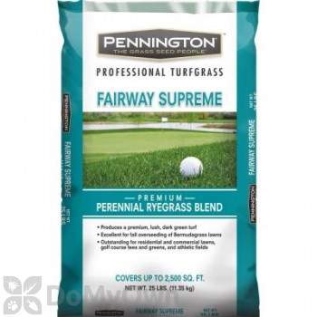 Pennington Professional Select Fairway Supreme Blend 25 lbs.